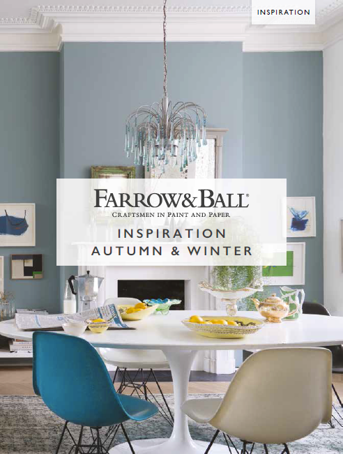 Farrow & Ball Inspiration catalogue