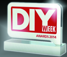 Logo for DIY Week Awards 2014