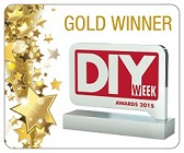 Logo for Gold DIY Week Award 2015