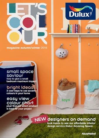 Link to Dulux Let's Colour Guide