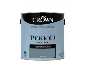 Crown Period Flat Matt Dancehall 2 5l Ruthin Decor