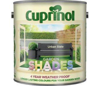 Cuprinol Garden Shades Urban Slate 2 5l Ruthin Decor